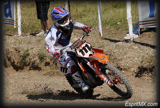 Jordan LACAN 2008