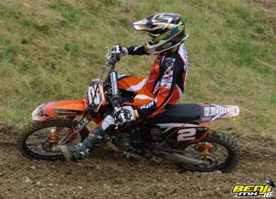Jordan LACAN 2009