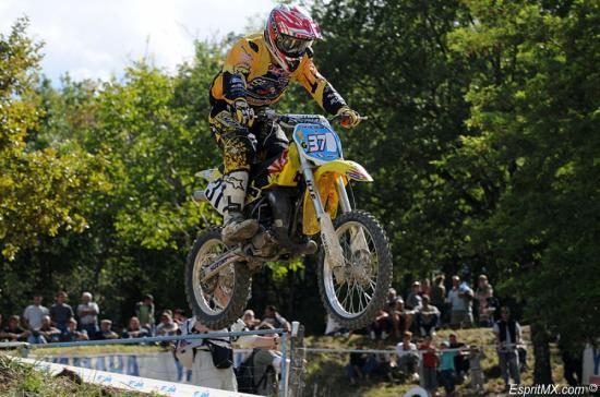 Olivier JAUCOURT 2008