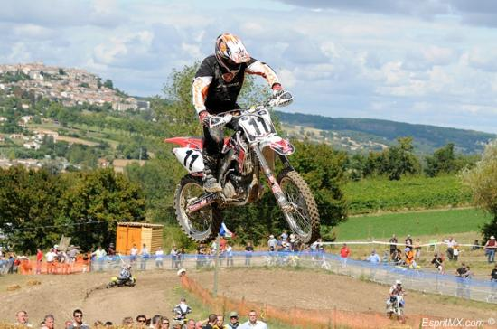 Sebastien MIDALI 2008