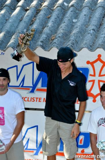 PODIUM LIGUE OPEN 2009